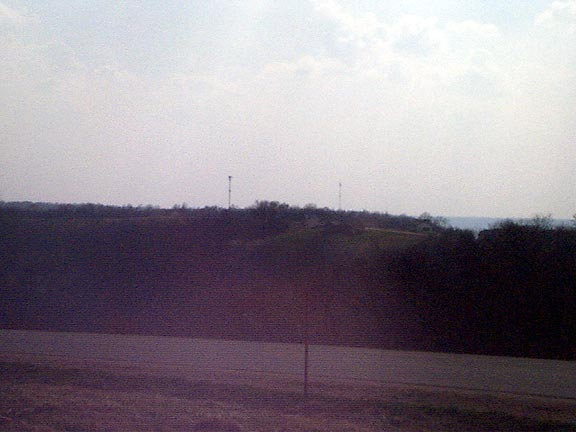 SW two cell towers