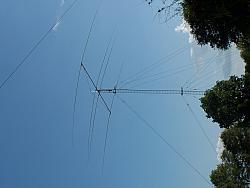 40M OWA on 80'  45G tower